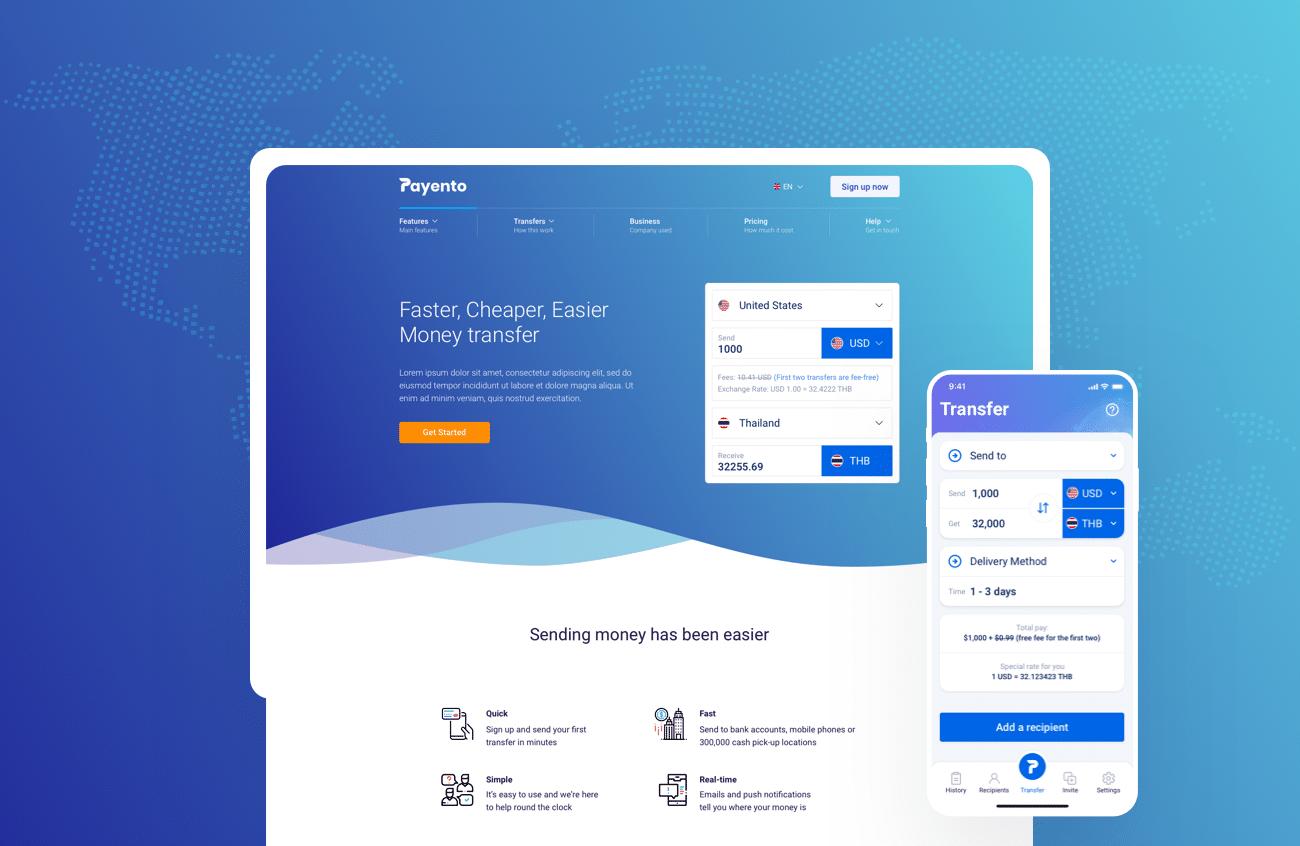 Money Transfer Platform